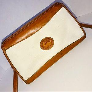 Dooney & Bourke Bags - Dooney and Bourke vintage leather bag